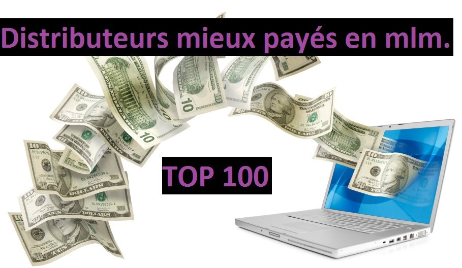 Top 100 distributeur